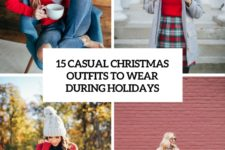 15 casual christmas outfits to wear during holidays cover