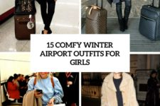15 comfy winter airport outfits for girls cover