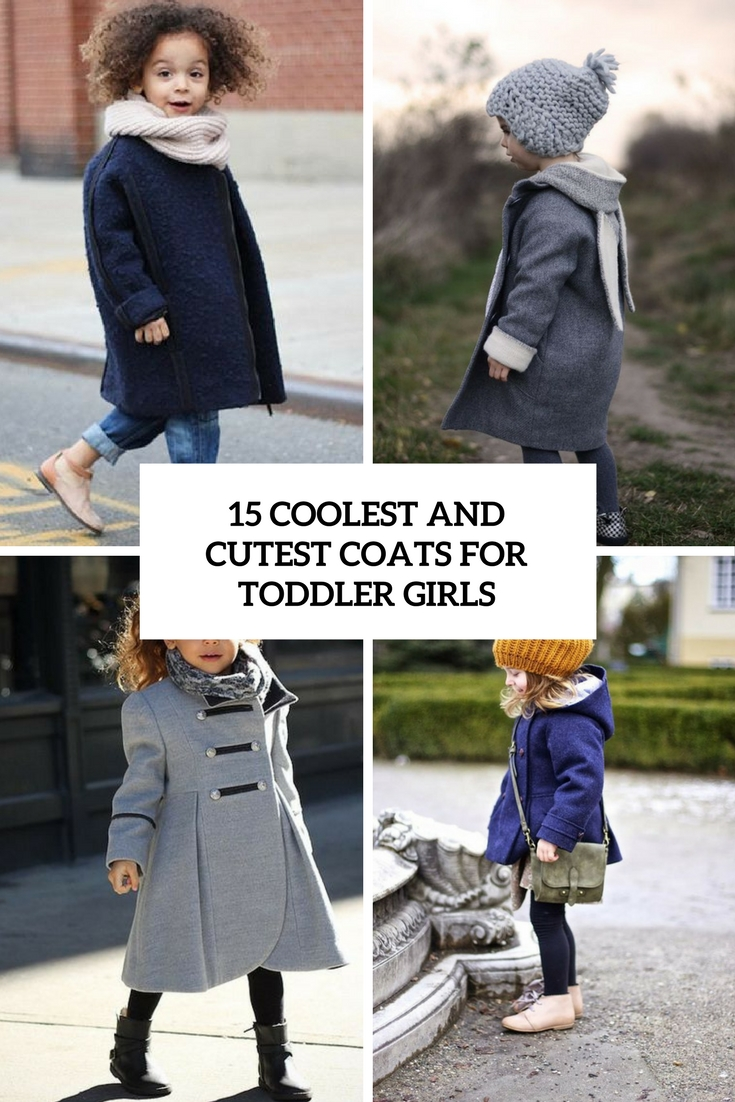 15 Coolest And Cutest Coats For Toddler Girls
