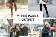 20 Fur Parka Outfit Ideas For Women
