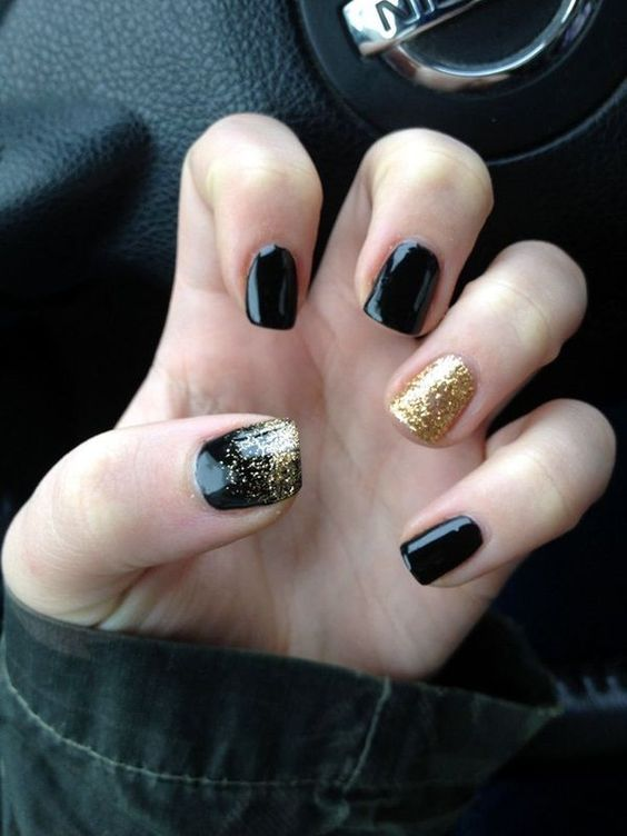 15 New Year S Eve Party Manicure Ideas Styleoholic