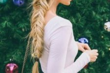 13 a large side fishtail braid is all you need for an eye-catchy look