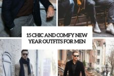 15 chic and comfy new year outfits for men cover