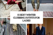 15 sexy winter clubbing outfits for ladies cover
