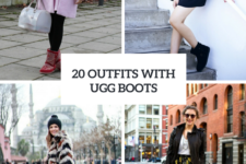 20 Ideas To Wear Ugg Boots This Winter