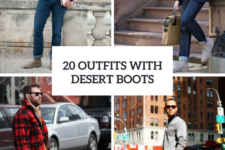 20 Men Outfits With Desert Boots To Try