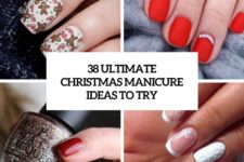 38 ultimate christmas manicure ideas to try cover