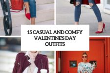 15 casual and comfy valentine's day outfits cover