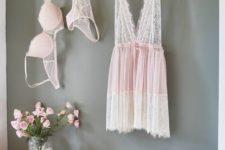 04 a set of pink lingerie by Women's Secret