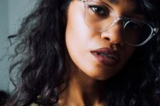 07 clear frames are a very contemporary choice that is sure to show your style and individuality