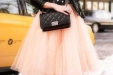 09 such a gold blush tutu skirt isn't in trend now, put it off