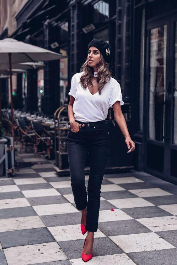 15 Ways To Wear Super Trendy Raw Hem Jeans