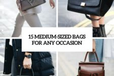 15 medium-sized bags for any occasion cover