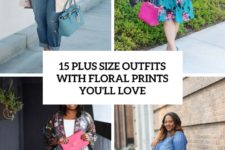 15 plus size outfits with floral prints you'll love cover