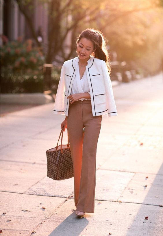 15 Formal Work Outfits To Rock Right Now