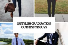 15 stylish graduation outfits for guys cover