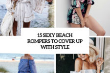 15 sexy beach rompers to cover up with style cover