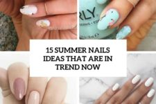 15 summer nails ideas that are in trend now cover