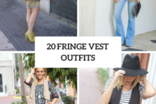 20 Fringe Vest Outfits To Repeat