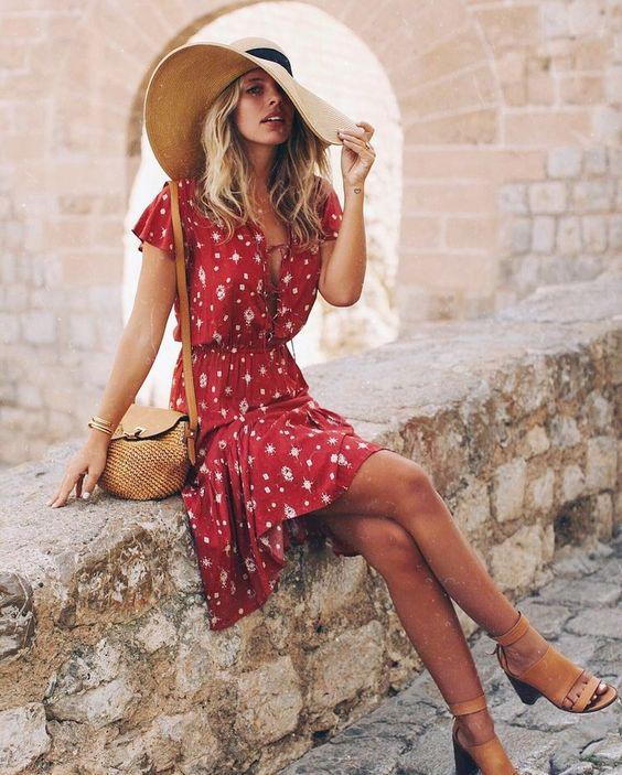 15 Cute Girlish Dresses For This Summer Styleoholic