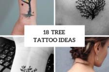 18 Beautiful Tree Tattoo Ideas