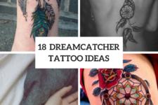 18 Dreamcatcher Tattoo Ideas For Ladies