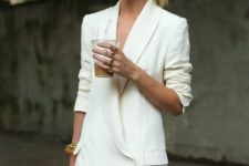 sexy but neutral office outfit