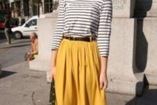 striped look for summer days