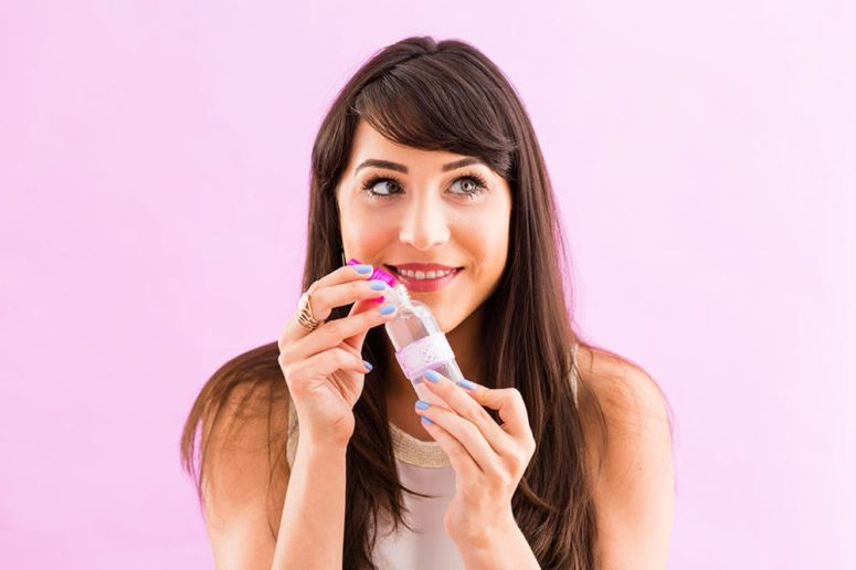 DIY face mist of ready beauty products (via www.brit.co)