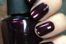 11 a rich aubergine shade is what you need for the fall or winter to add a touch of color