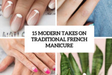 15 modern takes on traditional french manicure cover