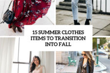15 summer clothes items to transition into fall cover