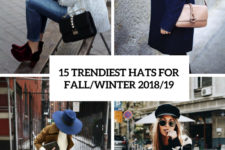 15 trendiest hats for fall winter 2018 19 cover