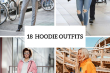18 Women Outfit Ideas With Hoodies