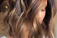 08 rock not only layers but also balayage with some soft shades like here to achieve more dimension