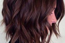 14 go for layers on your medium length hair to avoid a too flat look
