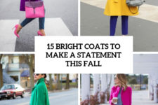 15 bright coats to make a statement this fall cover