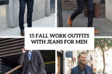 15 fall work outfits with jeans for men cover