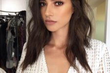 15 medium length hair with layers and a bit of grungy look is one of the trendiest haircuts now