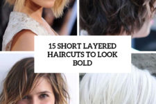 15 short layered haircuts to look bold cover