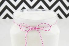 DIY easy and fast shaving cream with only 3 ingredients