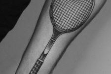 Unique tattoo design on the arm