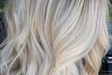 02 ash blonde is a natural idea for those who love cold blonde shades, and it's very trendy right now