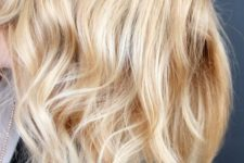 05 a super trendy and all-natural light beige blonde is a chic and refined idea for every lady