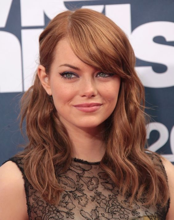 light auburn is a great colorful idea for your hair, yet not too bright