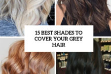 15 best shades to cover your grey hair cover