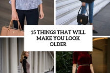 15 things that will make you look older cover