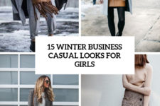 15 winter business casual looks for girls cover