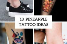 18 Pineapple Tattoo Ideas To Repeat