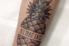All that jazz tattoo idea